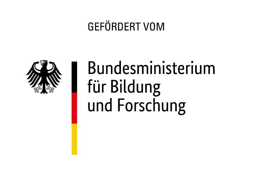 Bundesministerium für Bildung und Forschung Förderung Logo