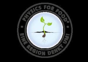 Physics For Food Logo