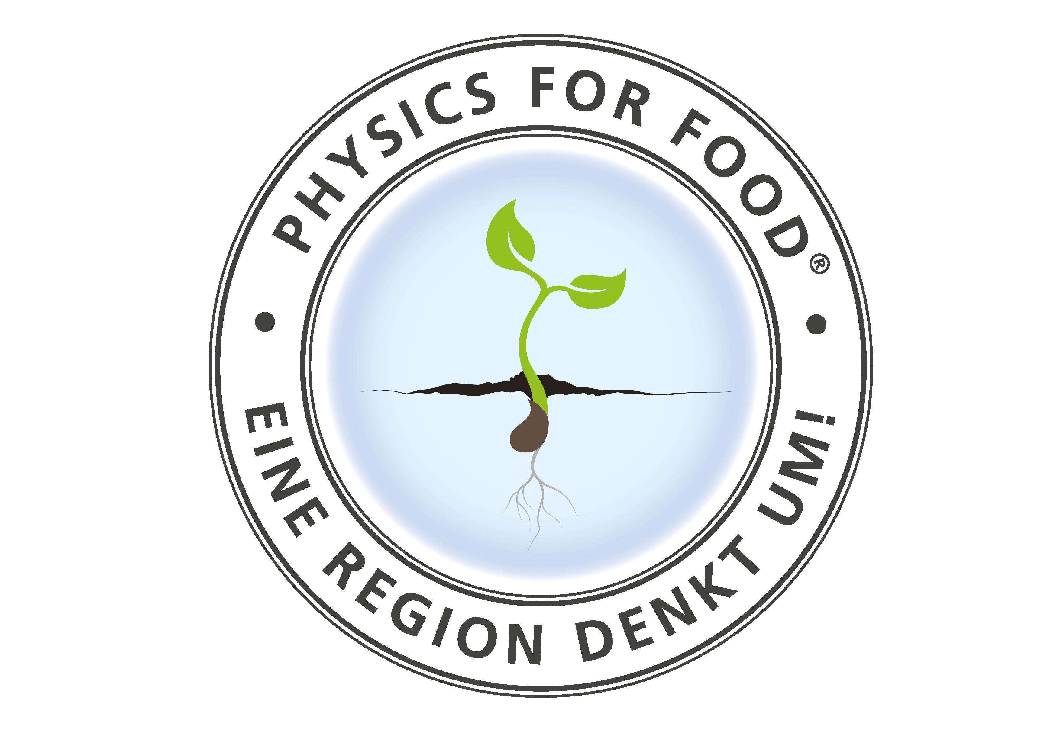 Physics For Food Logo 2