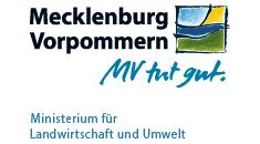 Ministerium für Landwirtschaft und Umwelt MV Logo