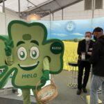 Physics for Food Messestand auf der MeLa